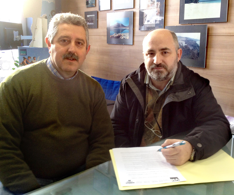 Convenio de Colaboración con Vicente Nadal