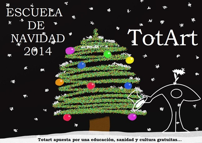 Abierto el periodo de inscripción para la Escuela de Navidad de Totart.  Si buscáis unas actividades para vuestros hijos, Totart os propone desarrollar sus cualidades físicas y artísticas a través de…