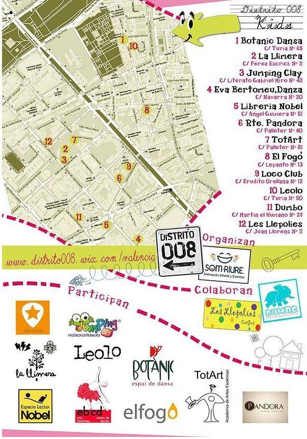» Distrito Kids » un evento infantil donde se pretende dar a conocer al resto de la ciudad los diferentes espacios y tiendas del barrio de extramuros que se dedican…