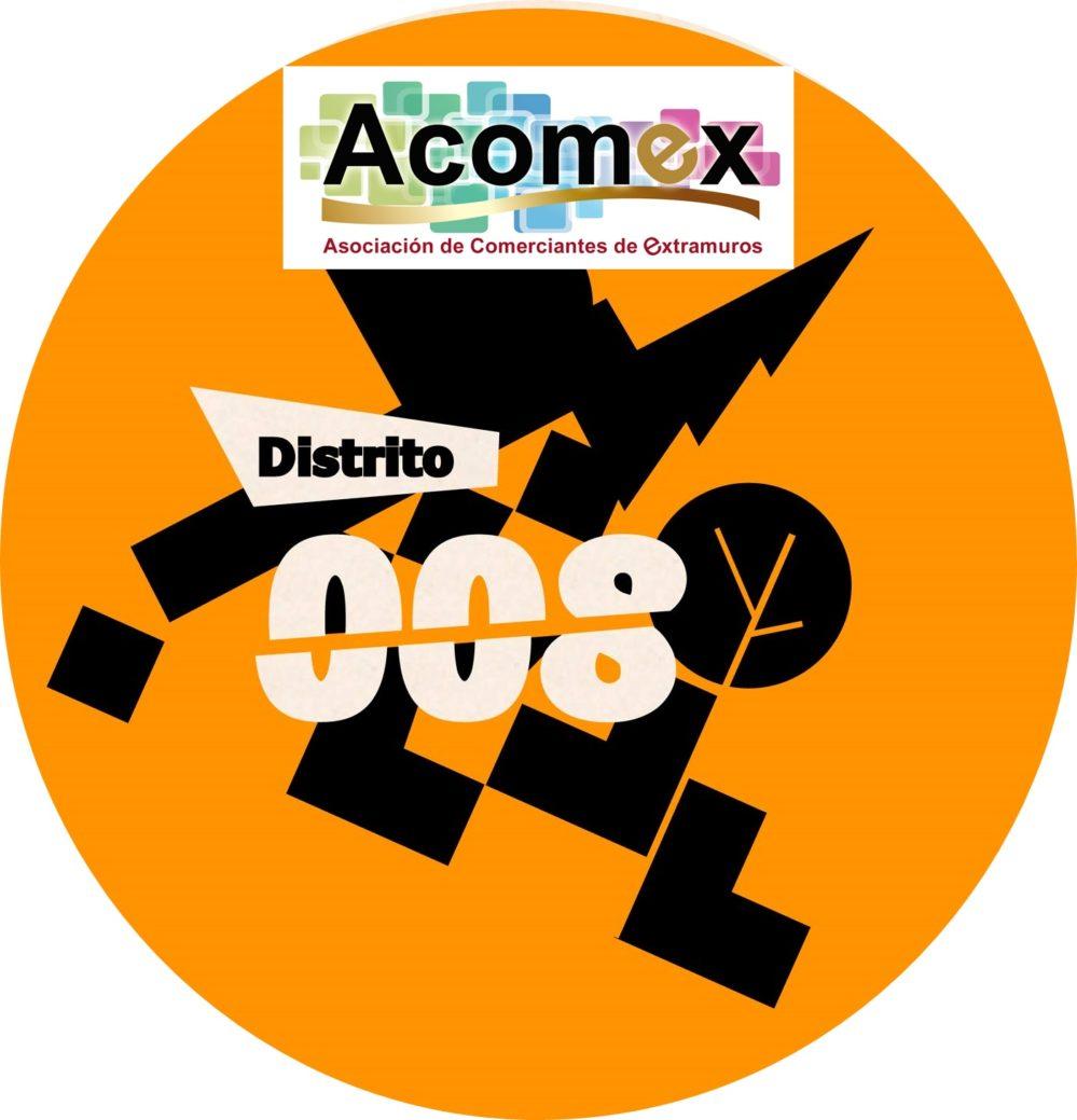Festival Urbano Distrito008 y ACOMEX 16 de abril – 17 de abril · Calle Juan Llorens , Gabriel Miró  Con Decoluz, Elba Psicólogas, La Blonda, Mercería Marieta y Les Llepolies Cargus.    …