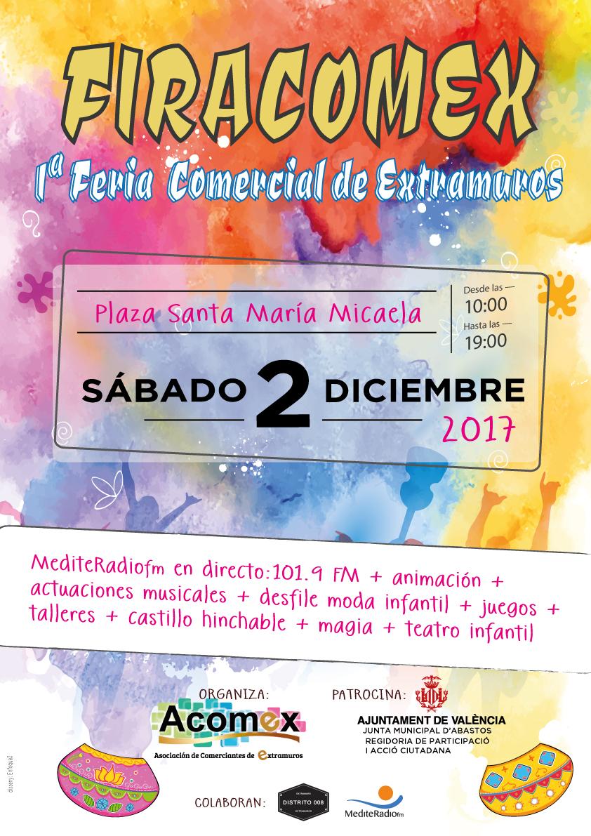 El próximo sábado, día 2 de diciembre desde las 10 h. de la mañana en la plaza situada entre las calles Santa María Micaela,…